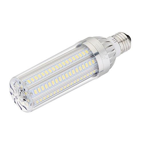 AHEVO lampione LED E27, 50 W (380 Watt equivalente), 5400 lumen, luce a 360 gradi per Large area Street Lamp garage Highway magazzino super luminoso, bianco (6500 K, 1 pack)