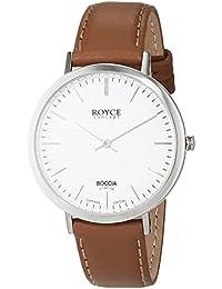 Boccia Damen-Armbanduhr Analog Quarz Leder 3590-01