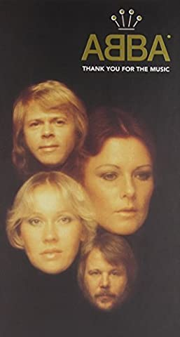 Thank You For The Music [4 CD Box Set] by ABBA (1995-04-18)