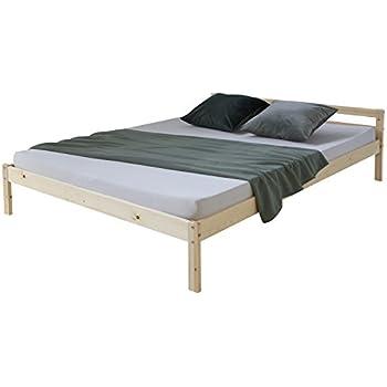 """IKEA Bettgestell """"Fjellse"""" Bett in 140x200 cm aus massiver"""