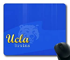 UCLA Bruins on Blue Rectangle Mouse Pad by eeMuse