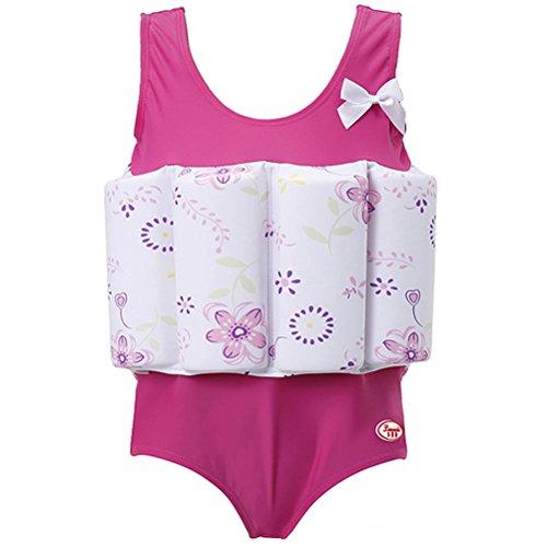 ARAUS Mädchen Schwimmanzug Jungen Unisex Badenanzug mit Schwimmkraft Baby Schwimmhilfe für 1-10 Jahre