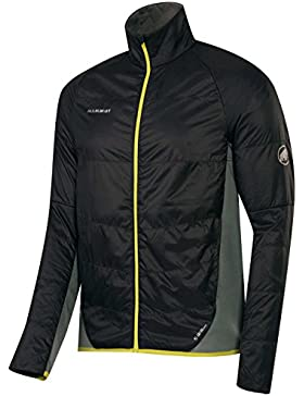 Mammut Aenergy IN Jacket Men Fibre Fill, color:graphite-titanium;size:L
