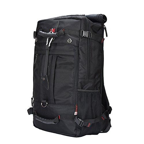 Vovoly zaino da escursionismo 3-ways convertible borsone per computer portatile,campeggio, viaggi, ecc.