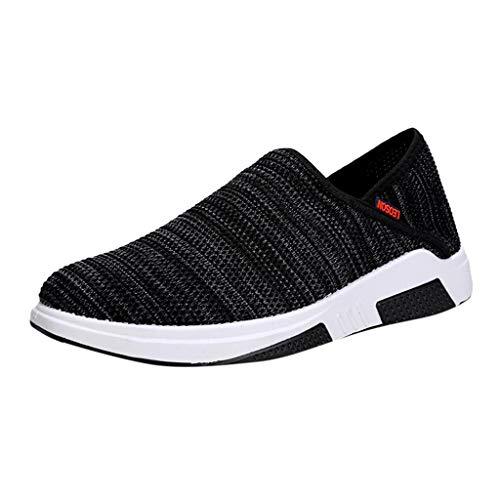 KERULA Sneakers, Unisex-Erwachsene Leichter Perforierter Low Top Offroad Sport Sneaker Laufschuhe Old Beijing Stoffschuhe Lazy Atmungsaktive Schuhe Freizeitschuhe Bootsschuhe füR Damen & Herren