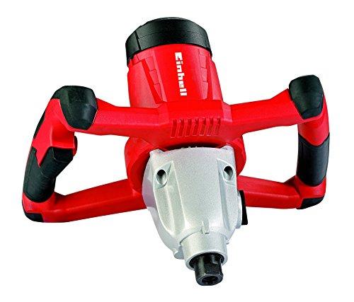 Einhell Farb Mörtelrührer TC-MX 1400-2 E (1400 W, 2-Gang-Getriebe, Softstart, inklusiv Mörtelrührer)
