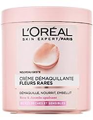 L'Oréal Paris Crème Démaquillante Visage Tous Types de Peaux 200 ml
