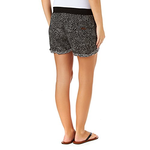 Protest Scream Short Femme True True Black