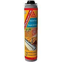 Sika Boom TM, Espuma de poliuretano para pegado detejas, 750ml, Rojo