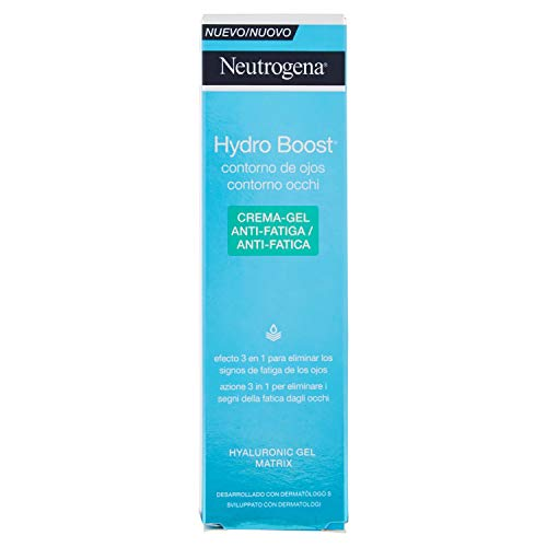 Neutrogena Hydro Boost Crema Gel Anti-Fatiga