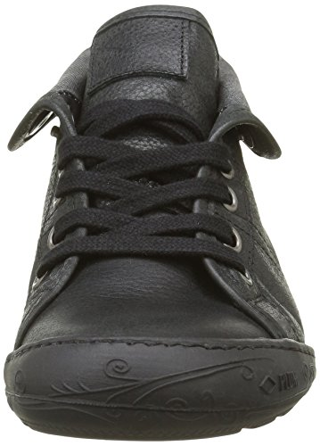 PLDM by Palladium Gaetane Emb, Baskets mode femme Noir (466 Black/Black)