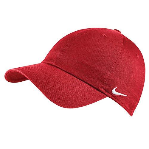 Nike Heritage 86 Kappe, Universität Rot/Weiß, One Size