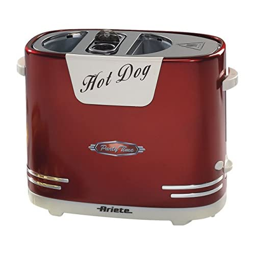 41efu2Cn7JL. SS500  - Ariete Party Time 186 Hot Dog Maker