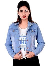 69b88b2cc Denim Women s Jackets  Buy Denim Women s Jackets online at best ...