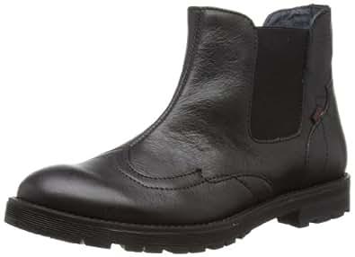 FRODDO Unisex-Child Boots G41100061 Black 3 UK, 35 EU, Regular
