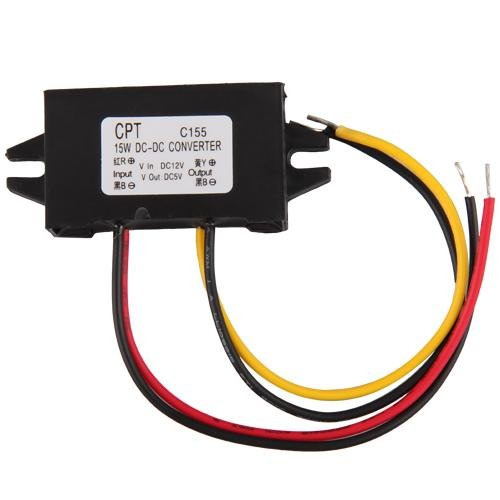 ecloud-shop-2-pieces-led-transformateur-transfo-convertisseur-pr-voiture-dc-12v-vers-5v
