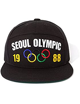 Sassy Pippi - Gorra de béisbol - para hombre Oryungi(Olympic flag) Talla única
