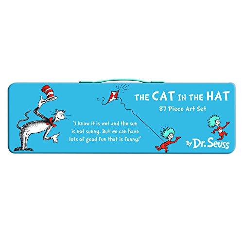 Unbekannt Robert Frederick 87Stück Art Set-DR SEUSS Cat in the Hat, sortiert (Dr. Seuss Poster)