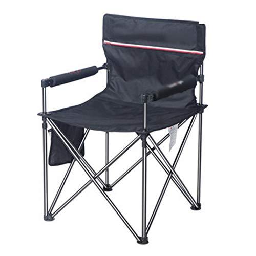 ZHEDIEYIZI Ménage Chaise Pliante, Ultra Léger Portable, Chaire De Pêche Plein Air Bella Sling