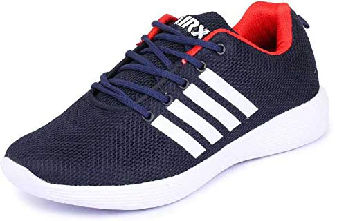 TRASE SRV Relax Navy-Blue Sports Shoes for Boys-3C IND/UK