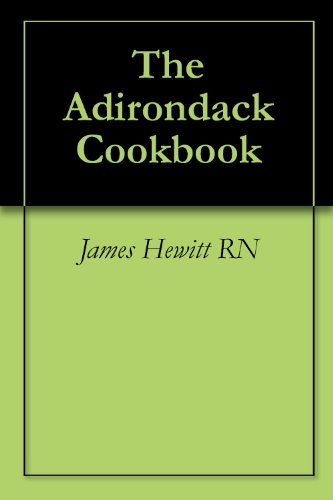 The Adirondack Cookbook (English Edition) - Lulu Biscuits