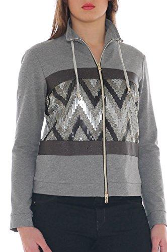 Luanaromizi - Sweat-shirt - Femme Gris