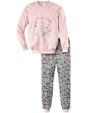 Calida Mädchen Zweiteiliger Schlafanzug Pyjama Bündchen Fairy Forest