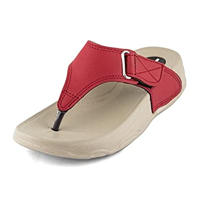 WELCOME Women's Leather Slipper