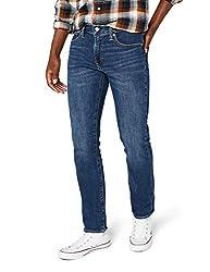 Levi's Herren Slim Jeans 511 SLIM FIT, Blau (Crocodile Adapt 2625), 30W / 32L