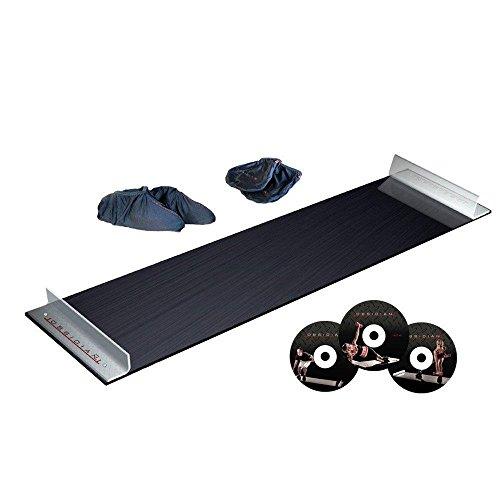 Orange Planet Obsidian Slide Board Pro