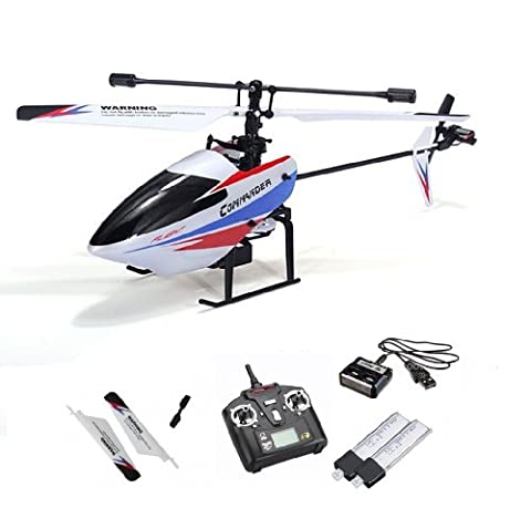 Single Rotor RC 4.5Channel RC Helicopter with 2.4Ghz Technology and Gyro Ready To Fly Speaker System with Rechargeable Battery and Remote