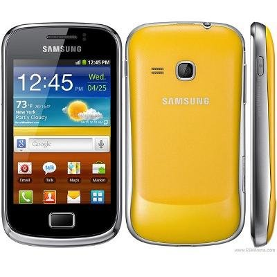 Samsung batería original para Samsung Galaxy Mini 2|gt de s6010|young equivalente a batería tipo EB464358VUCSTD