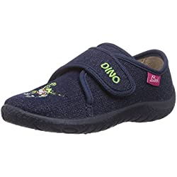 Beck Dino, Zapatillas Bajas para Niños, Azul-Blau (Dunkelblau 05), 29 EU