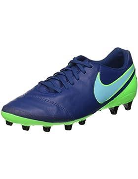 Nike  Tiempo Genio Ii Leather Ag-pro, Herren Fußballschuhe, blau