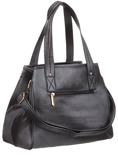 594d5e449c ... Borsa donna ecopelle manici tracolla similpelle borsa lavorazione  intrecciata simil pelle, cm 33 x cm