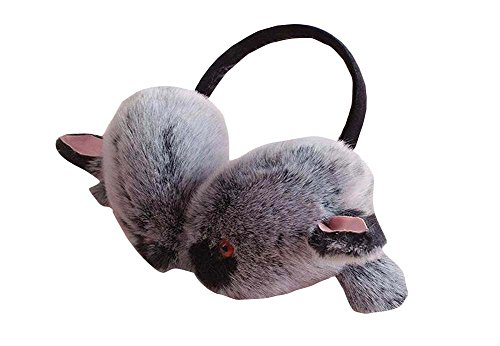 Lapin mignon doux en peluche femmes Earmuff Hiver Outdoor Femmes Protecteur d'oreille