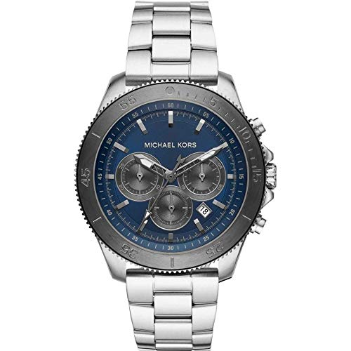 Michael Kors MK8662 Theroux Chronograph Stainless Steel Men's Watch