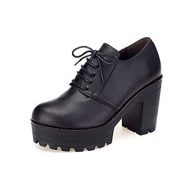 Grosse Chaussure - LvYuan-ggx Femme Chaussures à Talons Chaussures formelles