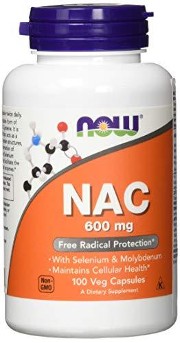 La N-Acetil-Cisteína (NAC) es una forma estable del aminoácido no esencial L-Cisteína. Es un aminoácido con contenido de azufre que actúa como estabilizador para la formación de estructuras proteicas y, también, es necesario para la formación de glut...