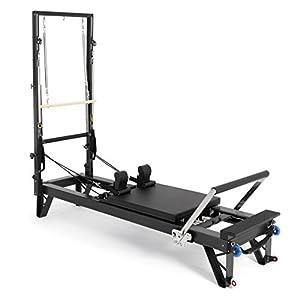 Reformer Pilates de Aluminio HL 3 Con Torre
