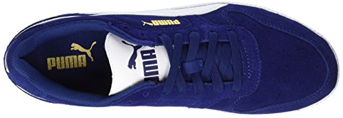 Puma Unisex Sneaker Icra Trainer SD Low-Top Blau (Blue Depths-White)