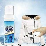 JIJI886 Down Jacket Spray de Nettoyage à Sec Protection des vêtements Liquide Agent...