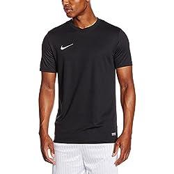 T-shirt à manches courtes Nike Park VI pour Homme, Noir (Noir / Blanc), L