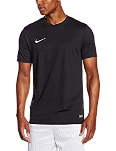 Nike Herren Park VI Trikot Park VI, Schwarz (Black/White), L