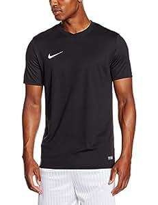 Nike Men's Park VI Park VI T-shirt, Black (Black/White), S