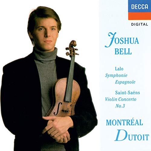 Saint-Saëns: Violin Concerto No. 3 / Lalo: Symphonie espagnole (Mp3 Saint Saens Violin Concerto)