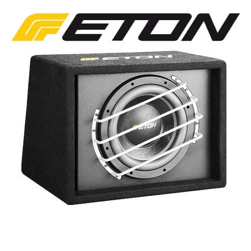 Eton Force 12-800 BR 25 cm Subwoofer Bassreflex 700 Watt 2x2 Ohm Passiv