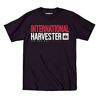 Epsion The Red Way A Better Way IH International Harvester Tractor Farm Mens T-Shirt