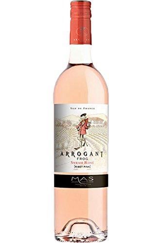Arrogant Frog Ribet Pink Syrah Rose 2017 Rosewein trocken 0,75 L