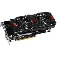 ASUS Nvidia GeForce GTX660 Ti-DC2-2GD5 Grafikkarte (PCI-e 3.0, 2GB GDDR5 Speicher, DVI, HDMI, VGA 1 GPU, DisplayPort)